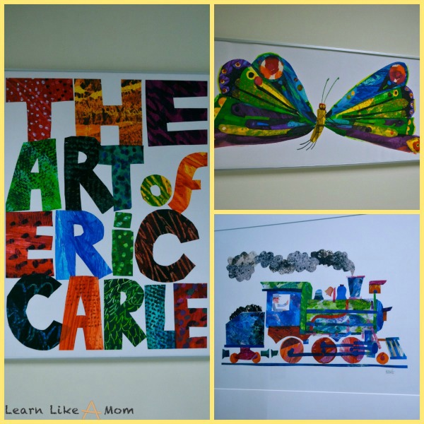 Eric Carle Illustrations