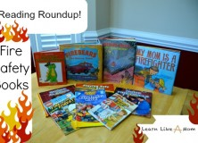 Reading Roundup: Fire Safety Books