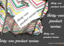 Thirty-One Product Review