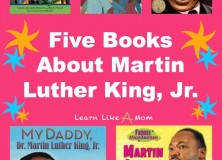Reading Roundup: Martin Luther King, Jr. Books