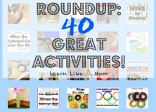 Olympics Roundup: 40 Great Olympics Activities!