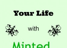 Personalize Your Life With Minted!