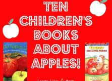 Reading Roundup: Books About Apples