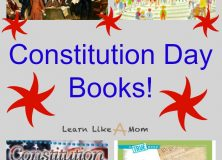 Reading Roundup: Constitution Day Books