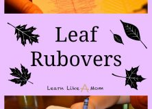 Leaf Rubovers